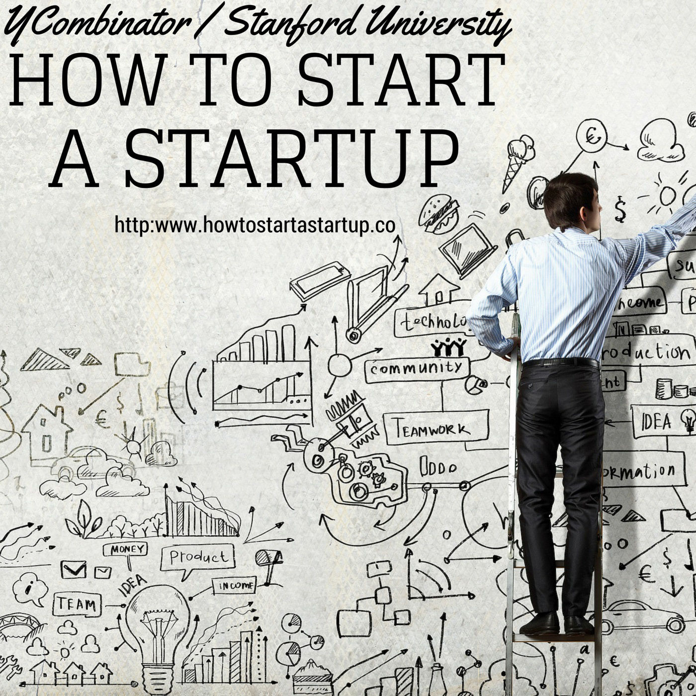 how to move up in a startup